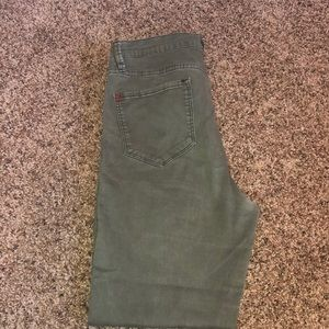 Urban outfitters BDG army green jeans